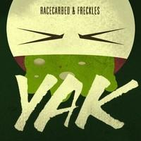 RaceCarBed & Freckles - Yak!