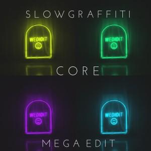 RL Grime - Core (Slow Graffiti Edit)